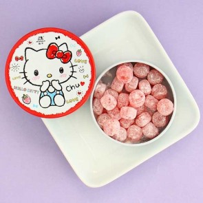 Hello Kitty Lips Candy - Strawberry