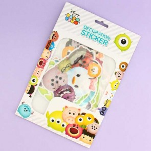 Tsum Tsum Big Deco Stickers Set - Toy Story