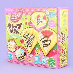 Kracie Popin' Cookin' Crepe Shop DIY Candy Kit