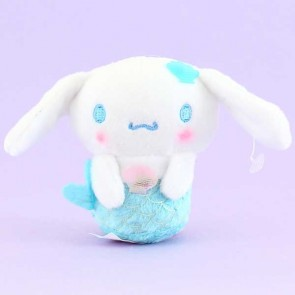 Cinnamoroll Mermaid Bean Bag Plushie