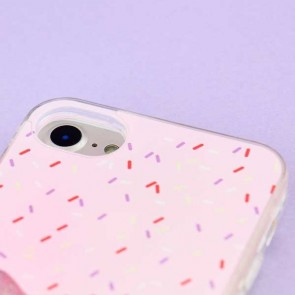 Ice Cream Glitter Protective Case for iPhone 7 / 8