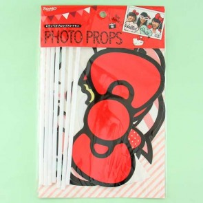 Hello Kitty Photo Props Set - 7 pcs
