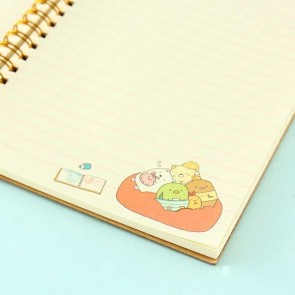 Sumikko Gurashi At Home Coil Notebook