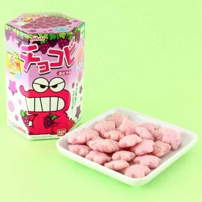 Tohato Crayon Shin Chan Grape Biscuits
