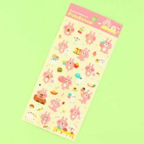 Kanahei's Piske & Usagi Stickers - Food