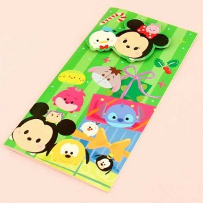 Tsum Tsum Christmas Cards Set - Frozen & Friends