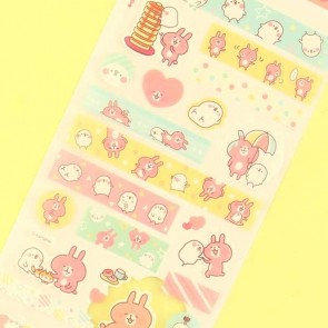 Kanahei's Small Animals Decoration Seal Stickers - Daily Life