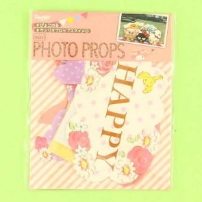 My Melody Photo Mini Props Set - 5 pcs