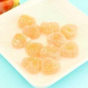 Kanro Pure Pure Apple & Honey Gummies
