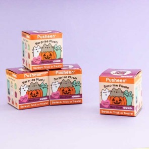 Pusheen Blind Box Series 4 - Trick Or Treat