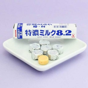 UHA Tokuno 8.2 Milk High Concentrated Candy - Milk