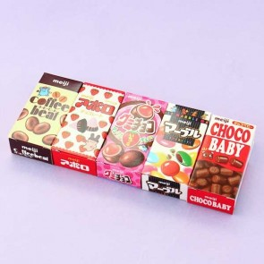 Meiji Mini Assortment - Set 1