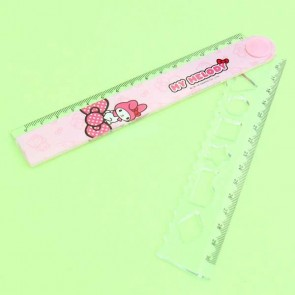 My Melody Folding Ruler