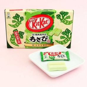 Kit Kat Wasabi Chocolate