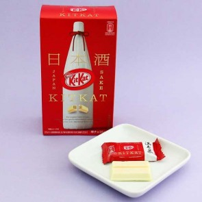 Kit Kat Sake Chocolate