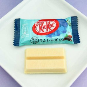 Kit Kat Rum Raisin Chocolate
