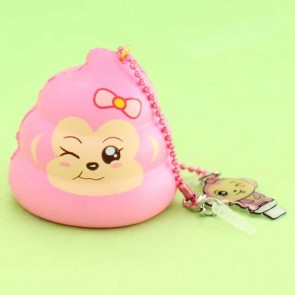 Creamiicandy Limited Edition Mini Cheeka Poop Squishy Charm