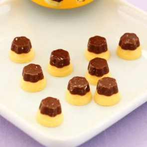 Kabaya Puchi Purin Mini Pudding Chocolates