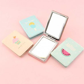 Sweet Summer Double Pocket Mirror
