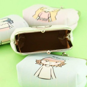 Summer Girl Coin Purse