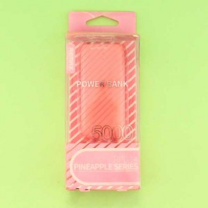 Small Pink Power Bank