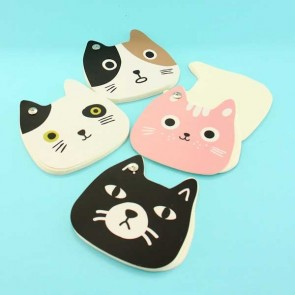 Funny Neko Twist Notepad