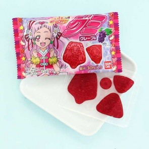 PreCure Grape Gummies