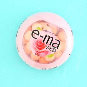 UHA e-ma Throat Candy - Rose & Mango Flavor