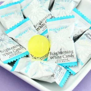Kasugai Brightening White Candy - Pineapple