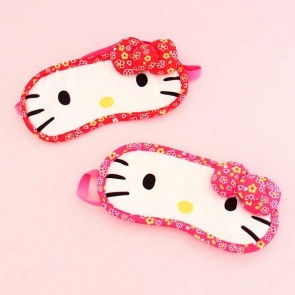 Hello Kitty & Bow Eye Mask