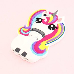 Colorful Unicorn Protective Case for iPhone 8 / SE