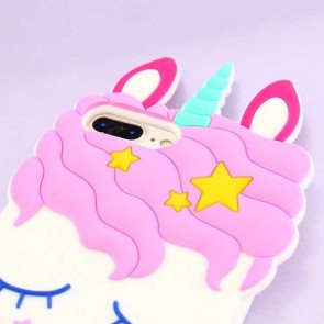 Sleeping Unicorn Protective Case for iPhone 7 / 8 Plus