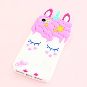 Sleeping Unicorn Protective Case for iPhone 8 / SE