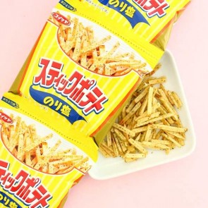 Koikeya Seaweed Potato Stick Set - 4 pcs