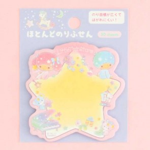 Pastel Little Twin Stars Notepad