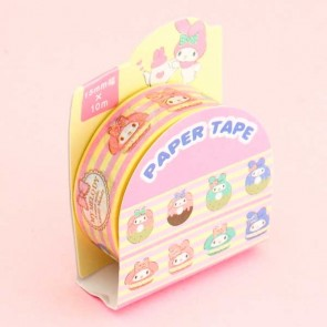 My Melody Dessert Washi Tape