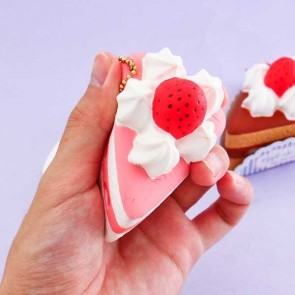 Cafe de N Cream Cake Squishy Charm