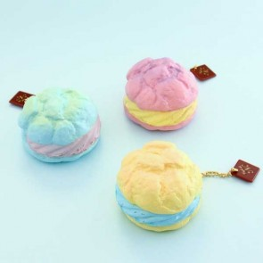 Cafe de N Dreamy Pastel Puff Squishy Charm