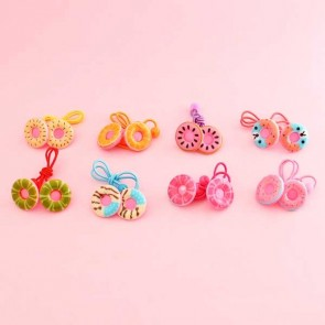 Blippo Sweet Donut Hair Ties - 2 pcs