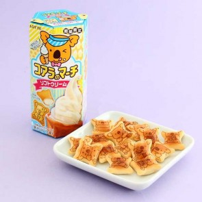 Lotte Koala's March Soft Ice Cream Biscuits