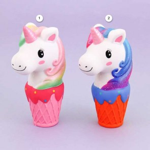 Kiibru Fantasy Unicorn Ice-Cream Squishy