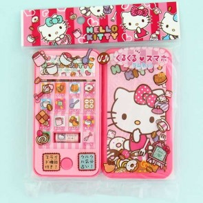 Hello Kitty Smartphone Ramune Candy Toy