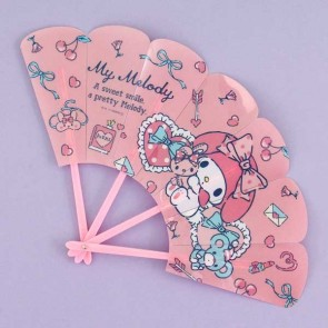 Kawaii My Melody Folding Fan