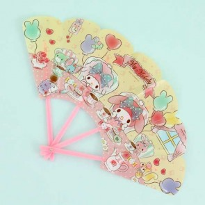 My Melody Folding Fan - Tea Party