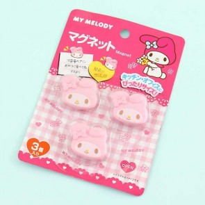 My Melody Kawaii Magnets - 3 pcs