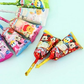 Glico Popcan Disney Soda Lollipop