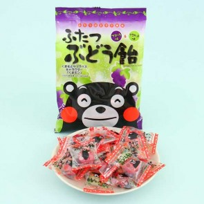 Okura Kumamon Candy - Grape & Muscat