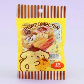 Pompompurin Puffy Stickers - Baking