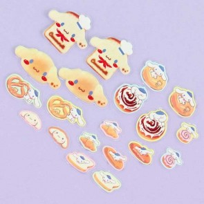 Cinnamoroll Puffy Stickers - Baking