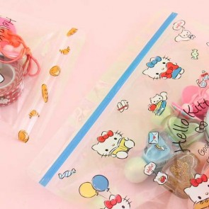 Hello Kitty Ziptop Bag Set - Happy Day